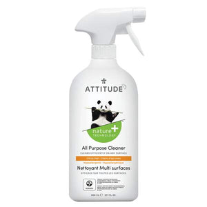 Attitude All Purpose Cleaner Citrus Zest 800ml