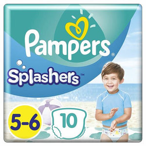 Pampers Splashers Swim Size 5 | 10 Nappies