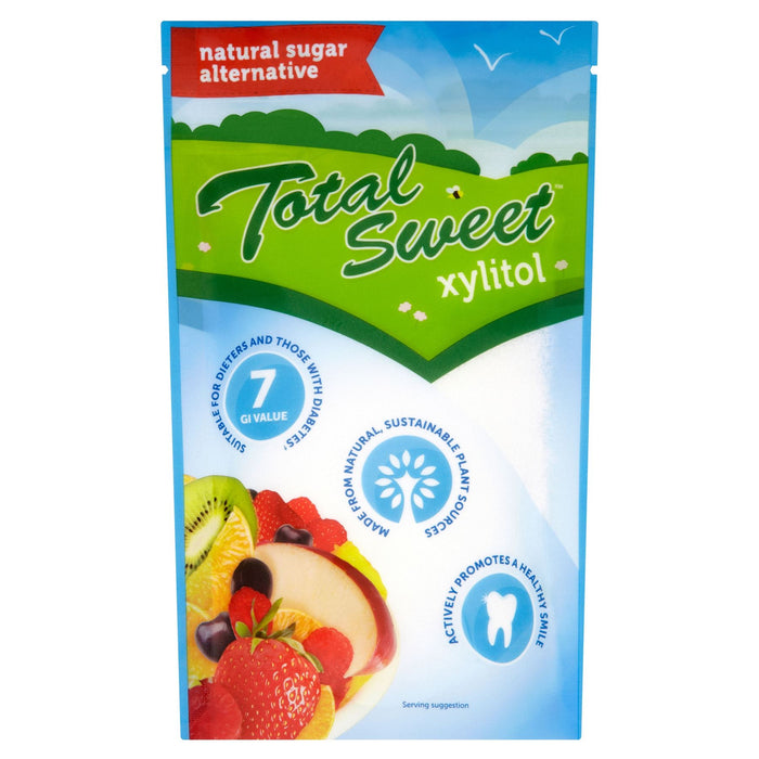 Total Sweet Xylitol Natural Sugar Alternative 225g