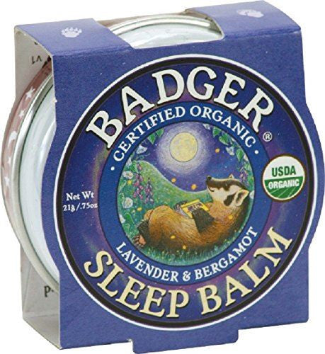 Badger Mini Sleep Balm 21 g