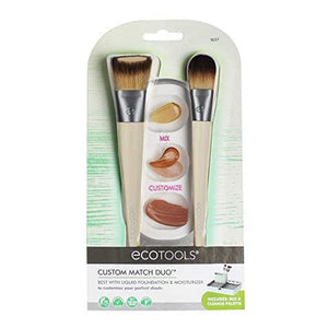EcoTools Custom Match Duo Brush Gift Set 3 Pieces