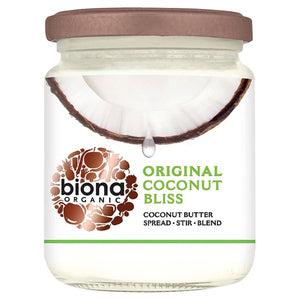 Biona Organic Original Coconut Bliss Coconut Butter 250g