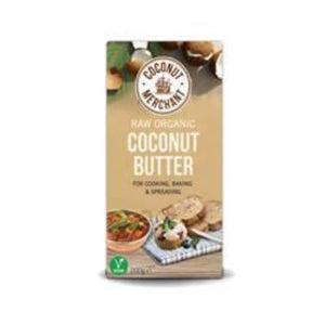 Coconut Merchant Raw Organic Coconut Butter 200 g
