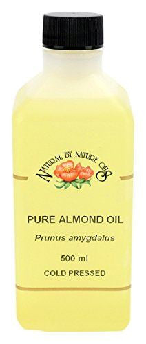 Natural By Nature Oils Almond Oil 500 ML