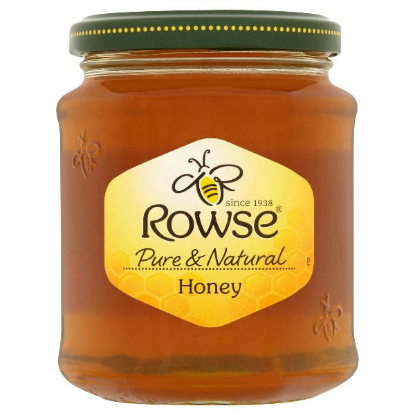 Rowse Pure & Natural Honey 340g