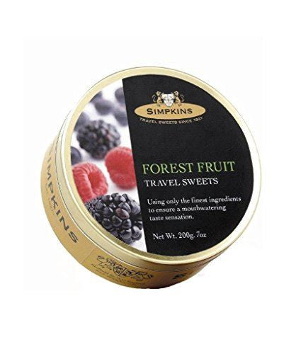 A L Simpkins T Sweets Forest Fruits 200G