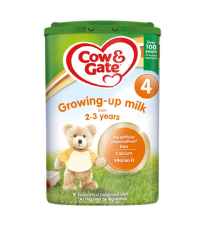 Cow & Gate Growing Up Milk Stage 4 2-3 Years 800g