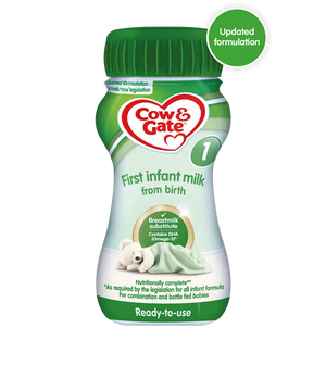 Cow & Gate Ready to Drink First Infant Milk 200ml
