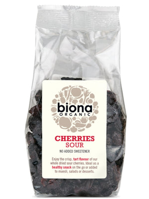 Biona Organic Cherries Sour 100 g