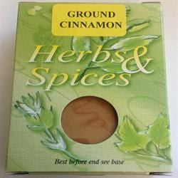 Cotswold Health Products Ground Cinnamon 50 g