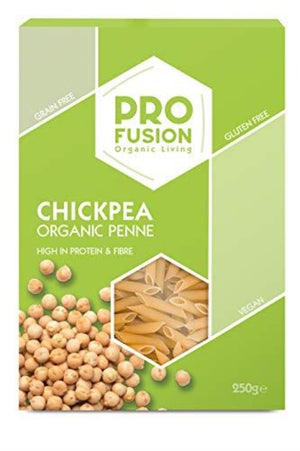 Profusion Organic Chick Pea Penne 250g