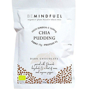 BeMindFuel Chia Pudding Mix - Chocolate 1 Servings