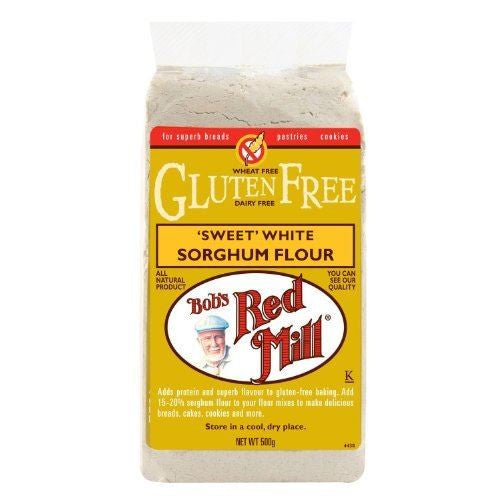 Bobs Red Mill G/F Sorghum Flour 500 g