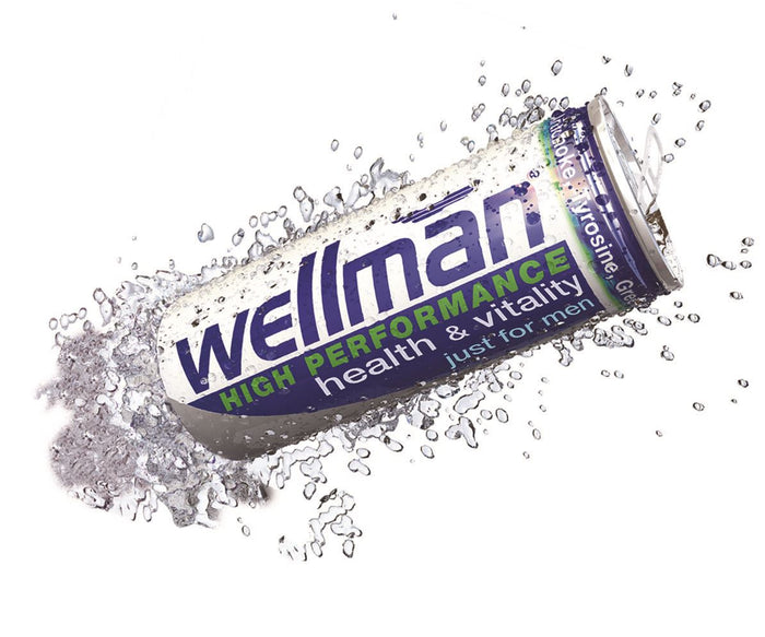 Vitabiotics Wellman High Performance Drink - 250ml