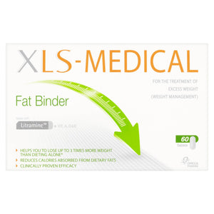 XLS Medical Fat Binder 60 Tablets
