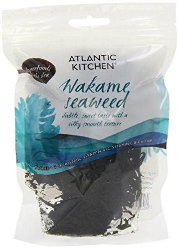 Atlantic Kitchen Wakame Seaweed 40 g