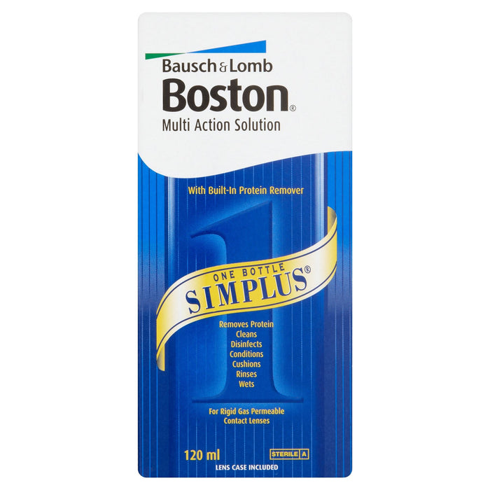 Bausch & Lomb Boston Multi Action Solution 120ml