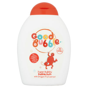 Good Bubble Super Bubbly Bubble Bath with Extract of Dragon Fruit 400ml