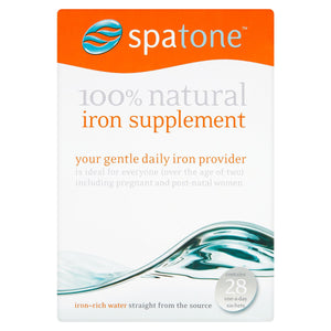 Spatone 100% natural iron supplement 28 day |