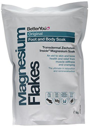 Better You Magnesium Flakes Bag 1Kg