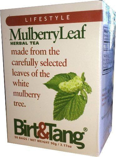 Birt & Tang Mulberry Leaf Tea 50 Bag