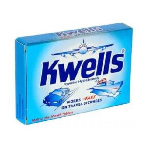Kwells Travel Sickness Tablets