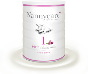 Nannycare® First Infant Goat Milk 900g