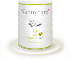 Nannycare® Follow On Milk Goat Milk From 6 Months 900g