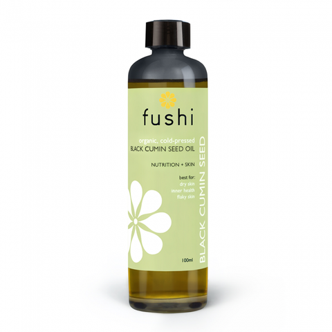 Fushi Wellbeing Black Cumin Seed Oil Organic 100 ML