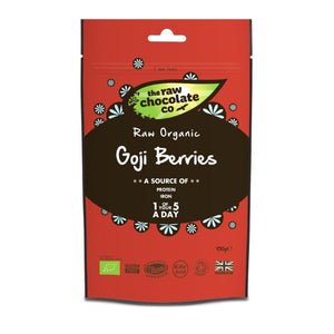 The Raw Chocolate Co. Goji Berries 150g