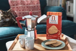 Nairn's Gluten Free Oats & Syrup Biscuit Breaks 160g