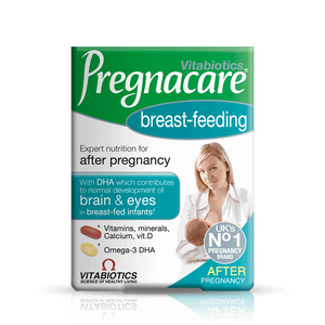 Vitabiotics Pregnacare Breast-Feeding Dual Pack |  84 Tablets