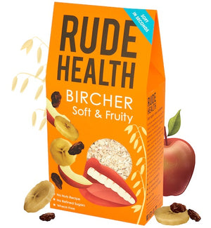 Rude Health Bircher Soft & Fruity 450g