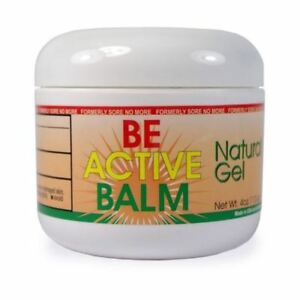 Modern Herbals Be Active Balm (Formerly Sore No More) 1 x 4oz/113.6g