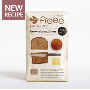 Doves Farm Gluten Free Brown Bread Flour
