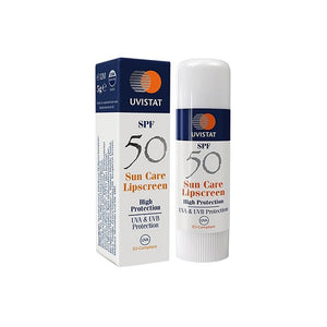 Uvistat Lipscreen SPF50 High Protection