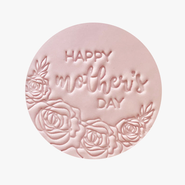 Stamp - Happy Mother's Day Roses