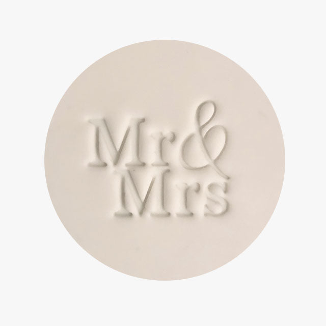 Stamp - Mr & Mrs
