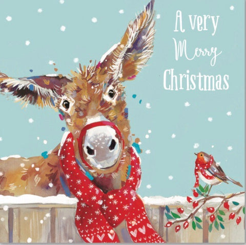 Christmassy Animals Triple Pack (15 Cards)