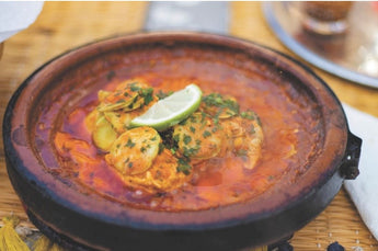 Curry & Coconut Fish Stew