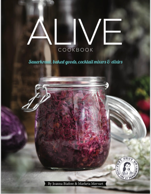 Alive Cookbook: Paperback