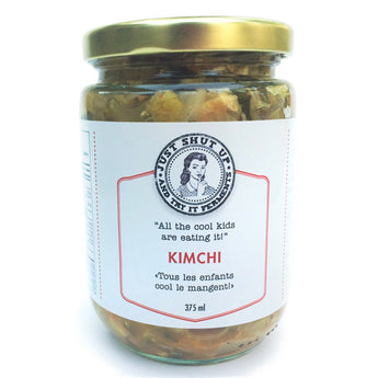 Just Shut Up and Try It - Kimchi