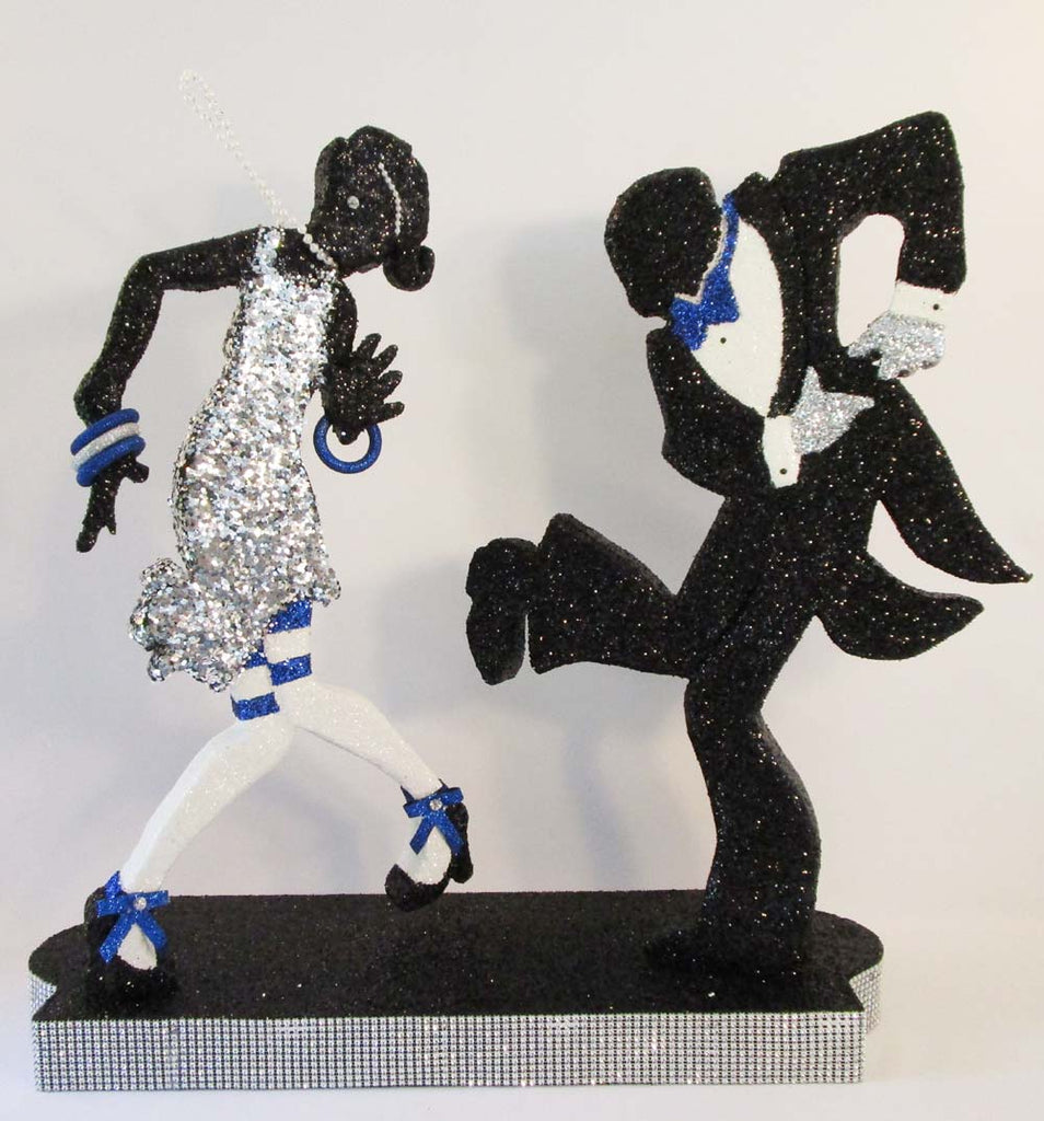 Great Gatsby Dancers Centerpiece