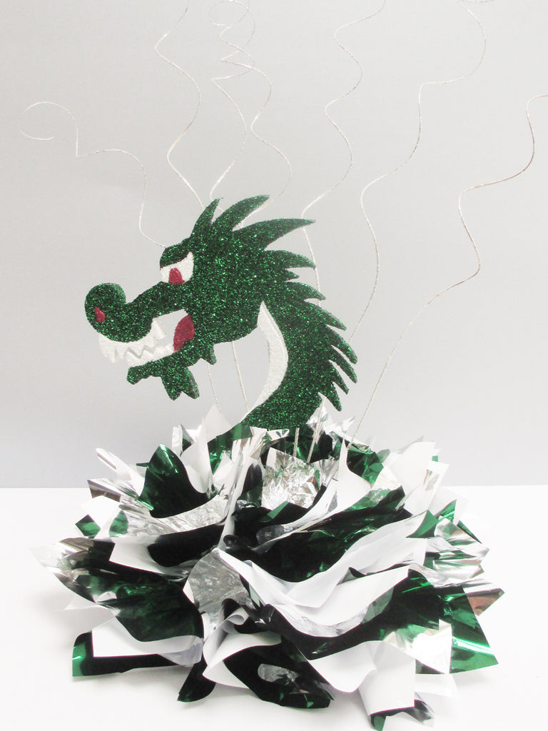 Dragon Head Centerpiece