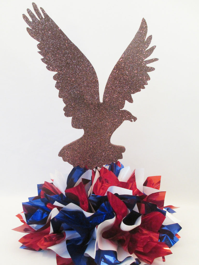 Patriotic Red, White & Blue Centerpieces