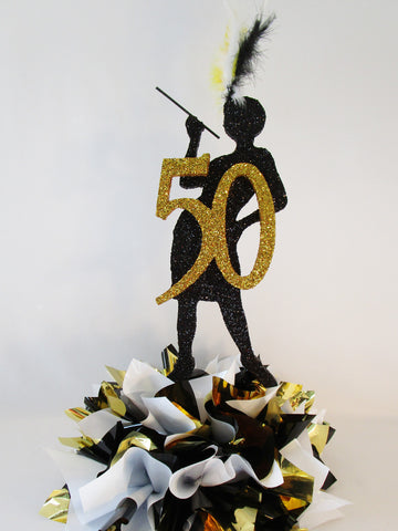Gadsby Themed 50th Birthday Centerpieces