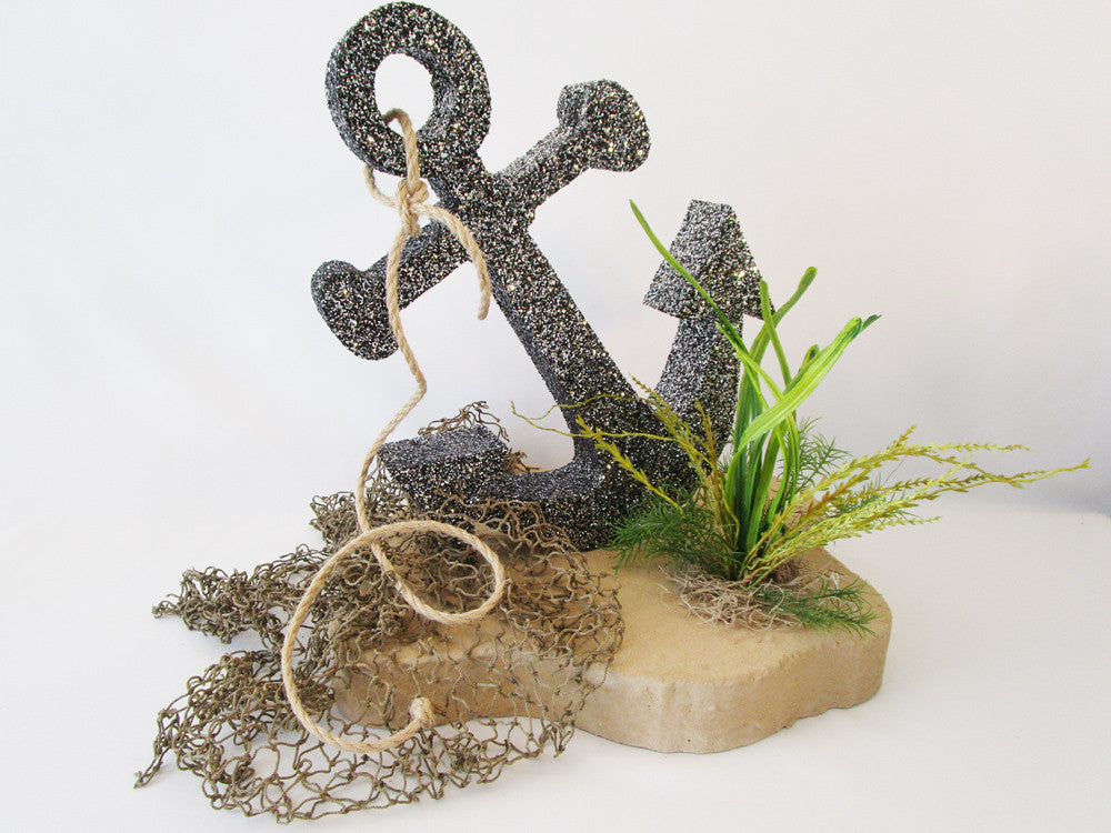 Nautical Anchor Centerpiece