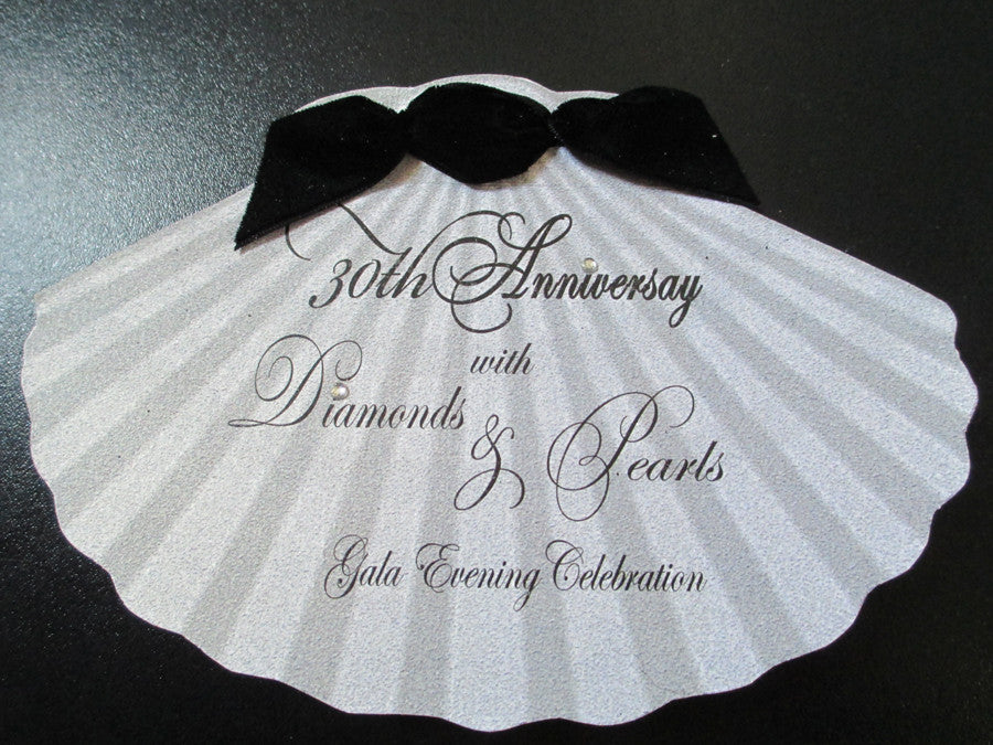 Unit Trust 3oth Anniversary Diamonds & Pearl Celebration