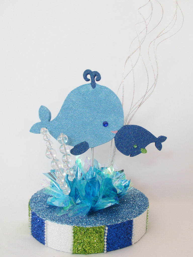 Whale (Baby Shower) Centerpiece