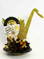 Jazz Centerpiece - Designs by Ginny